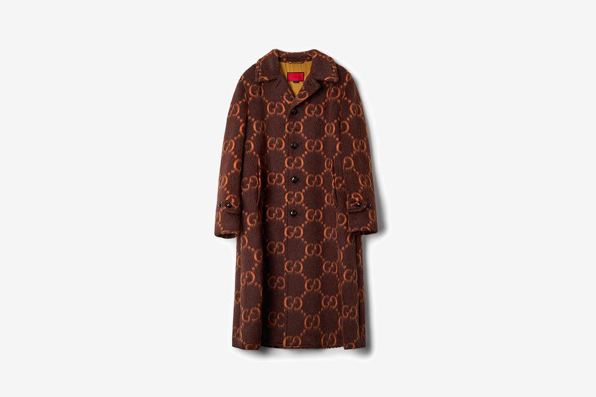 Gucci x Dover Street Market Just Dropped SS20's Wildest Jackets (So Far)