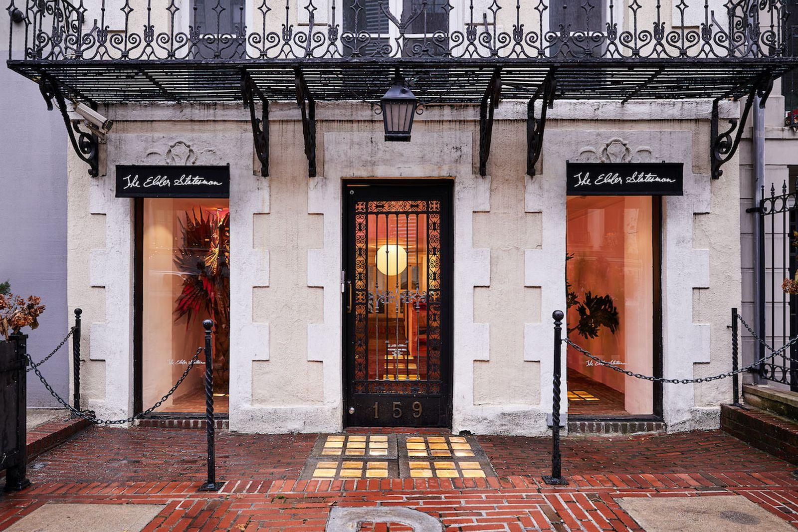 The Elder Statesman NYC Store