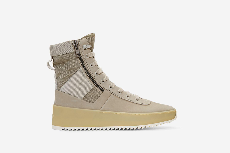 Jungle High Top Sneakers