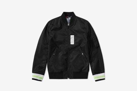 Reversible 5 Star Jacket