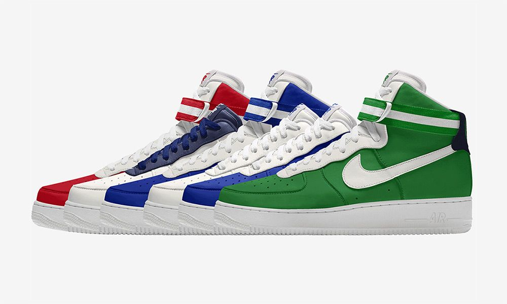 Nike Air Force 1 NCAA Patches Pack: Official Release Information