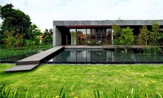 The Wall House by FARM Architects