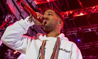 "Kanye West Joins Kid Cudi For ""Father Stretch My Hands Pt. 1"" Duet & More at Coachella"