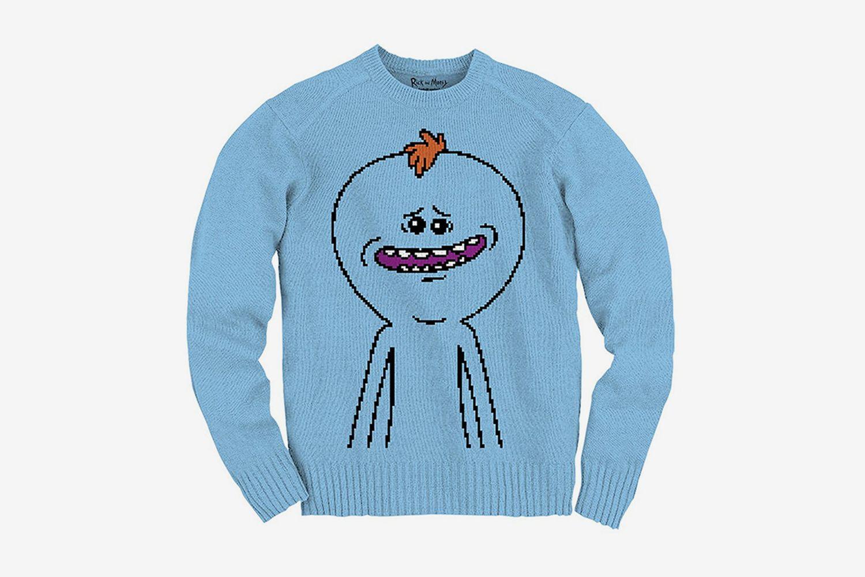 Meeseeks Knit Sweater