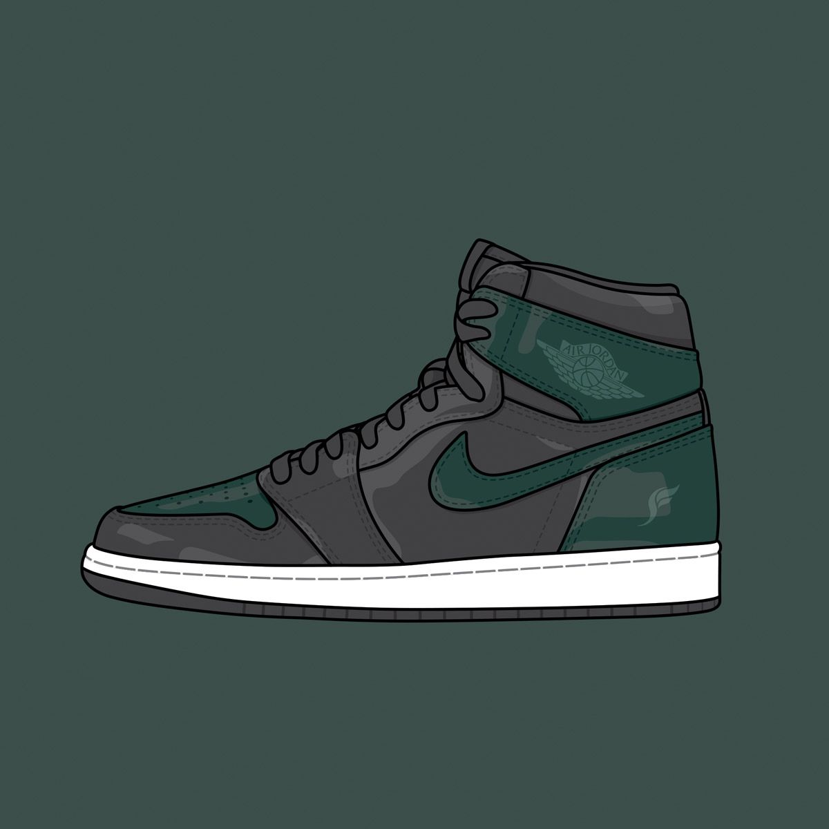 the best attitude 2e1cc eec1f These Are the Top 23 Most Expensive Air Jordan 1s – HUSH. Weekly