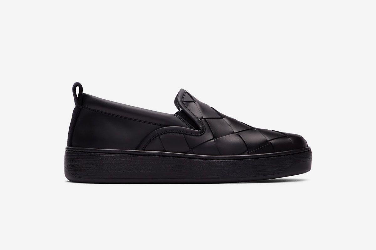 Maxi Intrecciato Sneakers