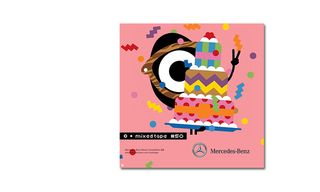 Craig Redman aka Darcel Disappoints Creates the Cover Art for the 50th Mercedes-Benz Mixtape