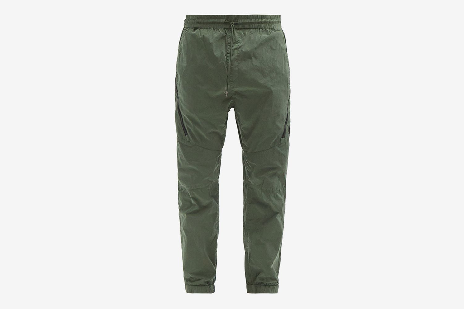 Goggle-Lens Technical Cargo Trousers