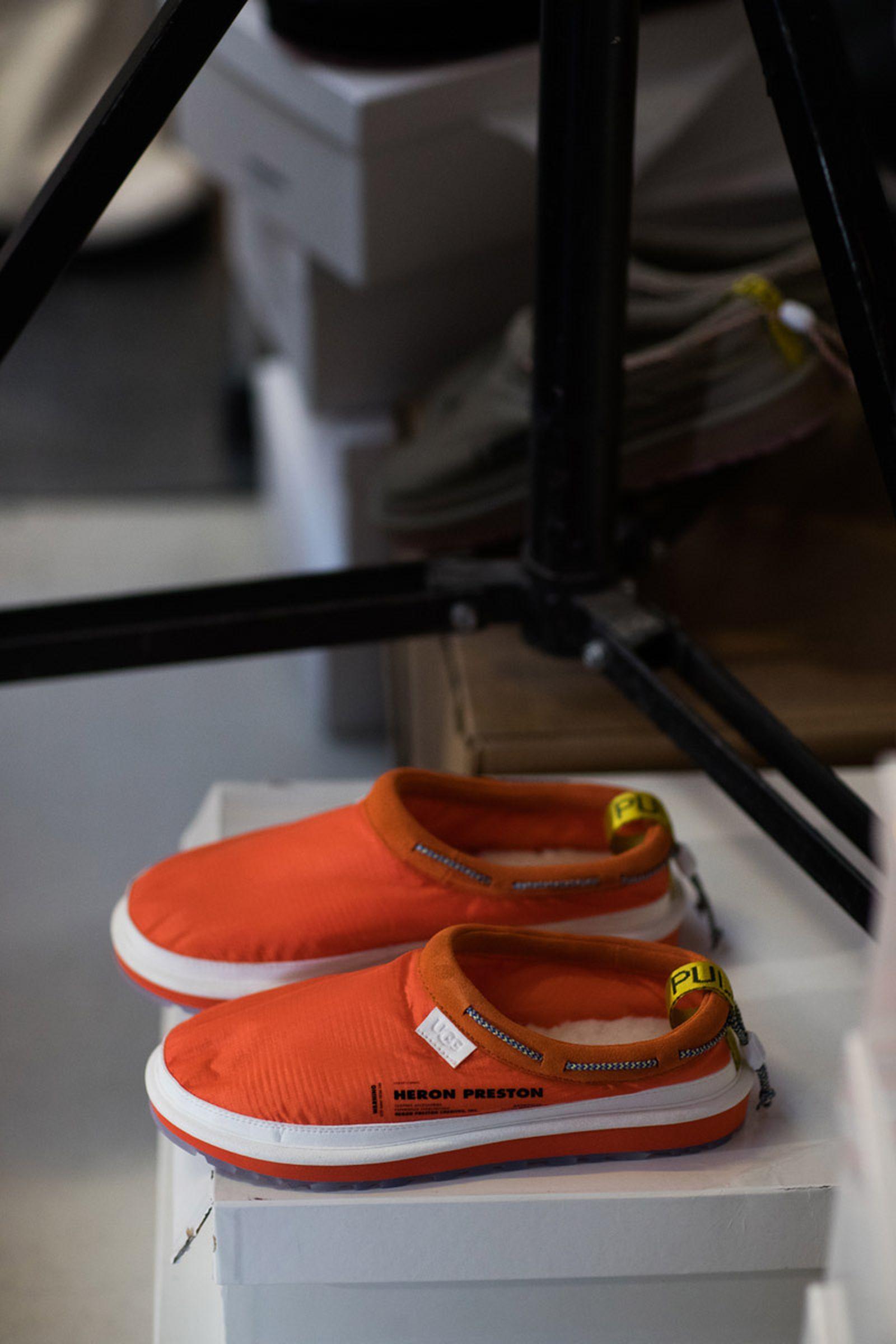 MFW19 Paris HeronPreston EvaAlDesnudo 08 Adidas Heron Preston Nike