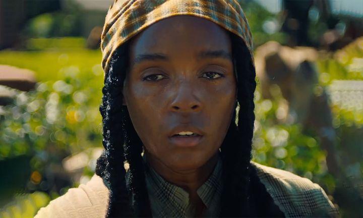 Janelle Monae in 'Antebellum' trailer