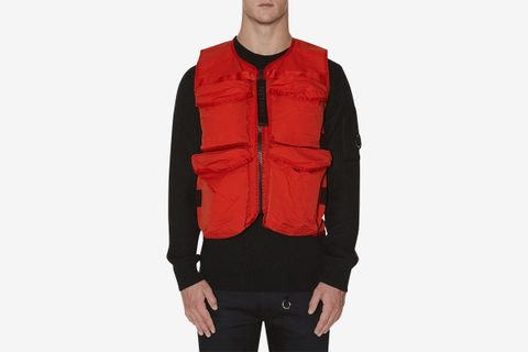 Nmn Guard Vest Jacket