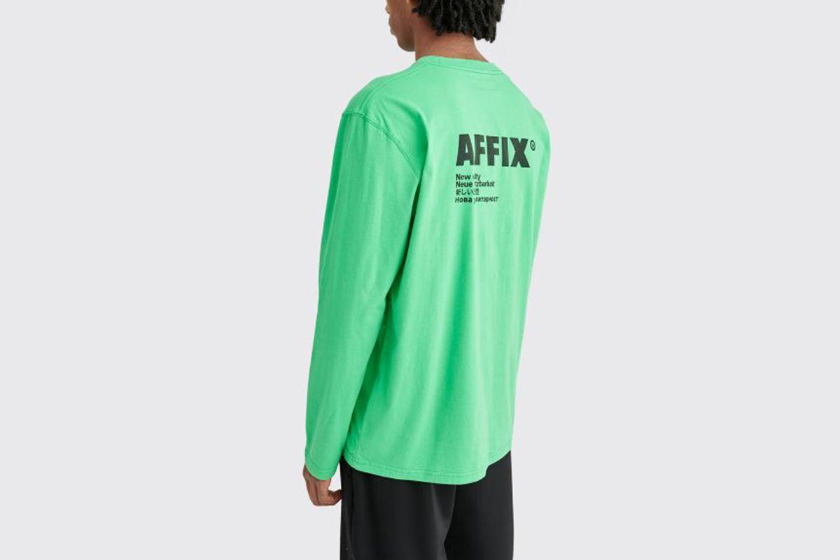 LS T-Shirt Green
