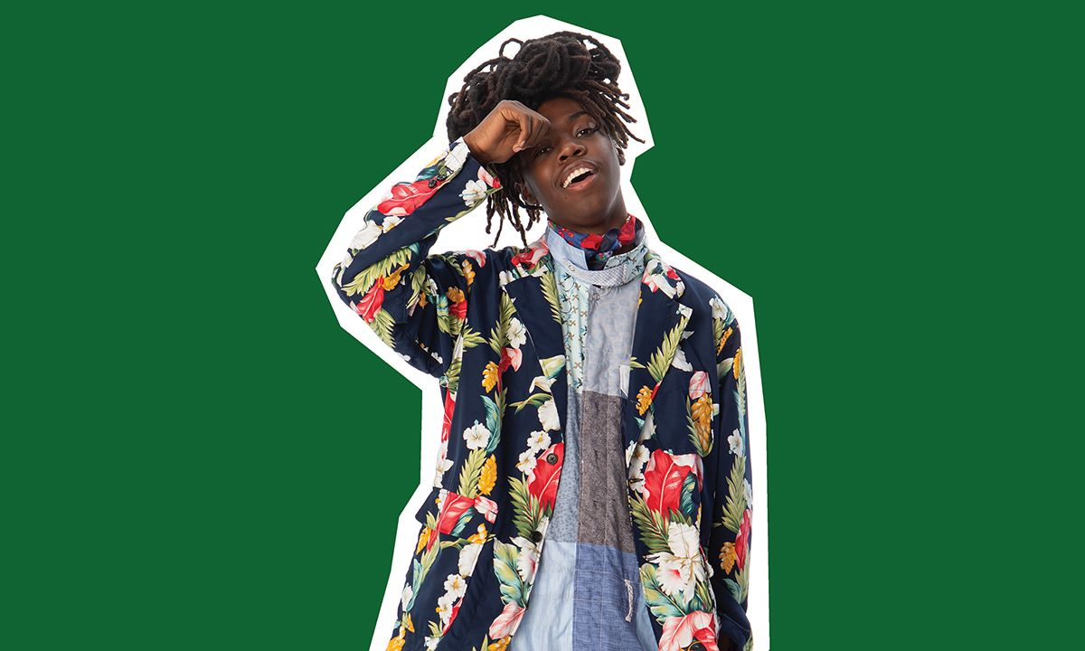 Master the Floral Patterns Revival With Engineered Garments SS20