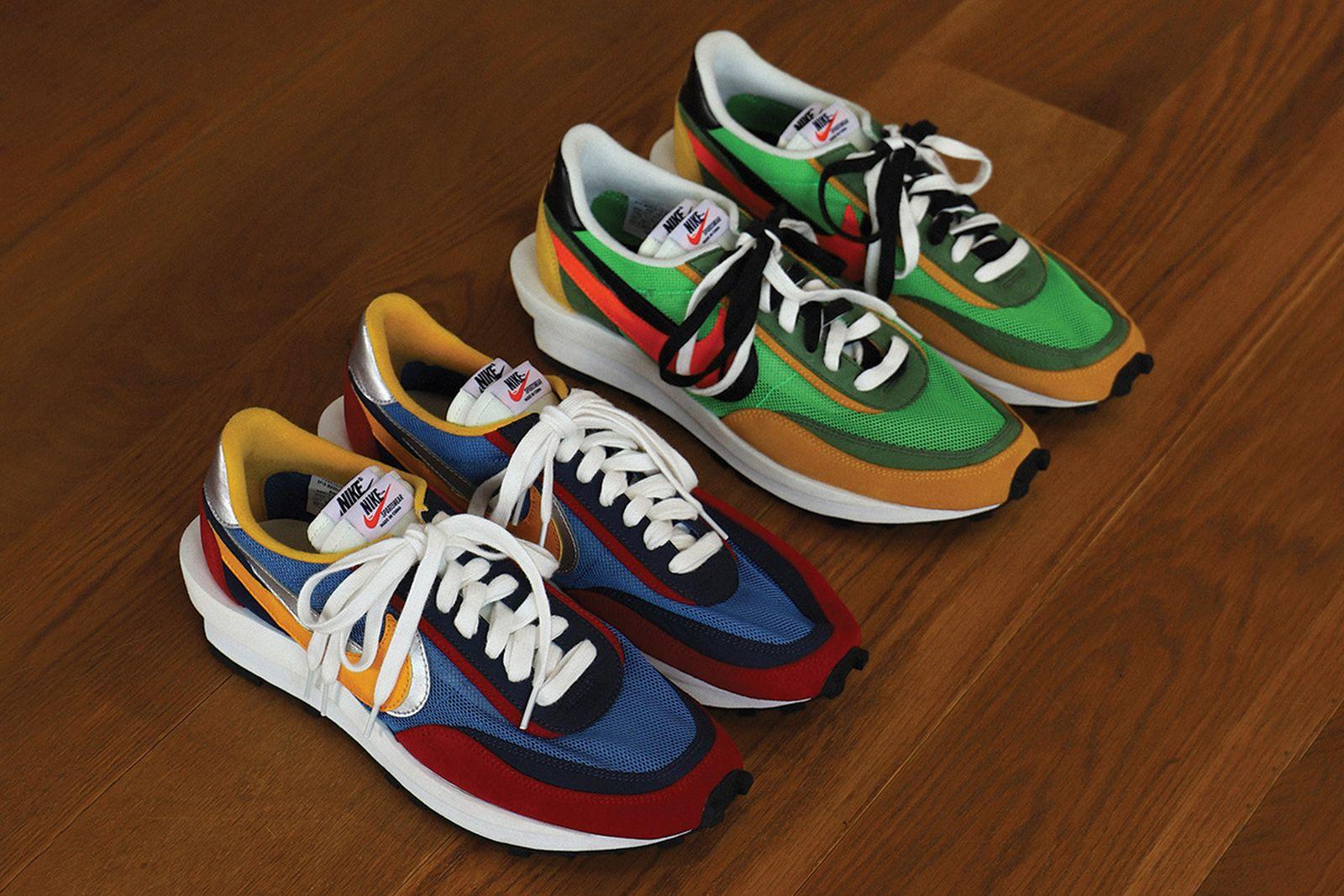 Adidas Nike asics