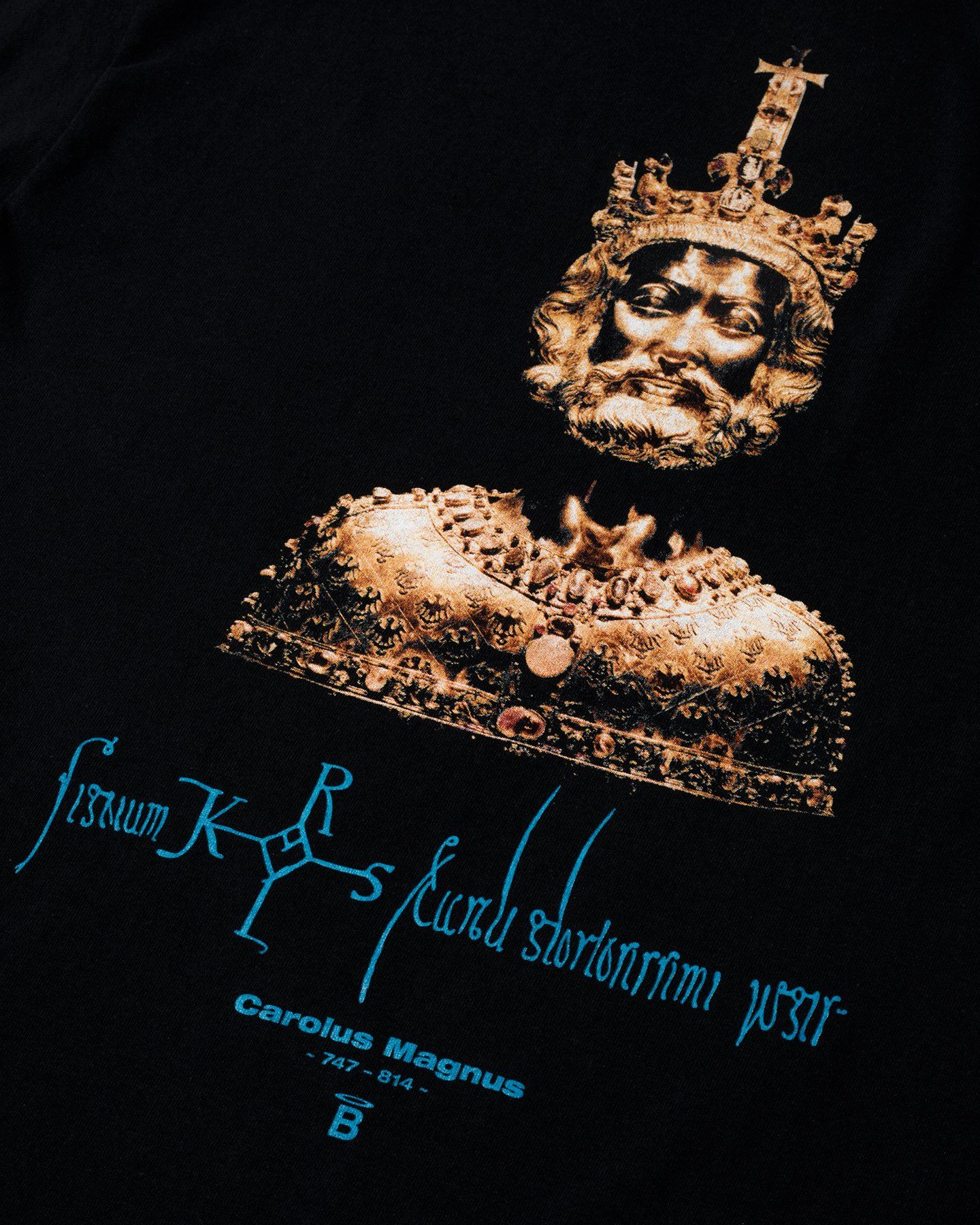 BEINGHUNTED. AS Charlemagne T-Shirt - Image 4