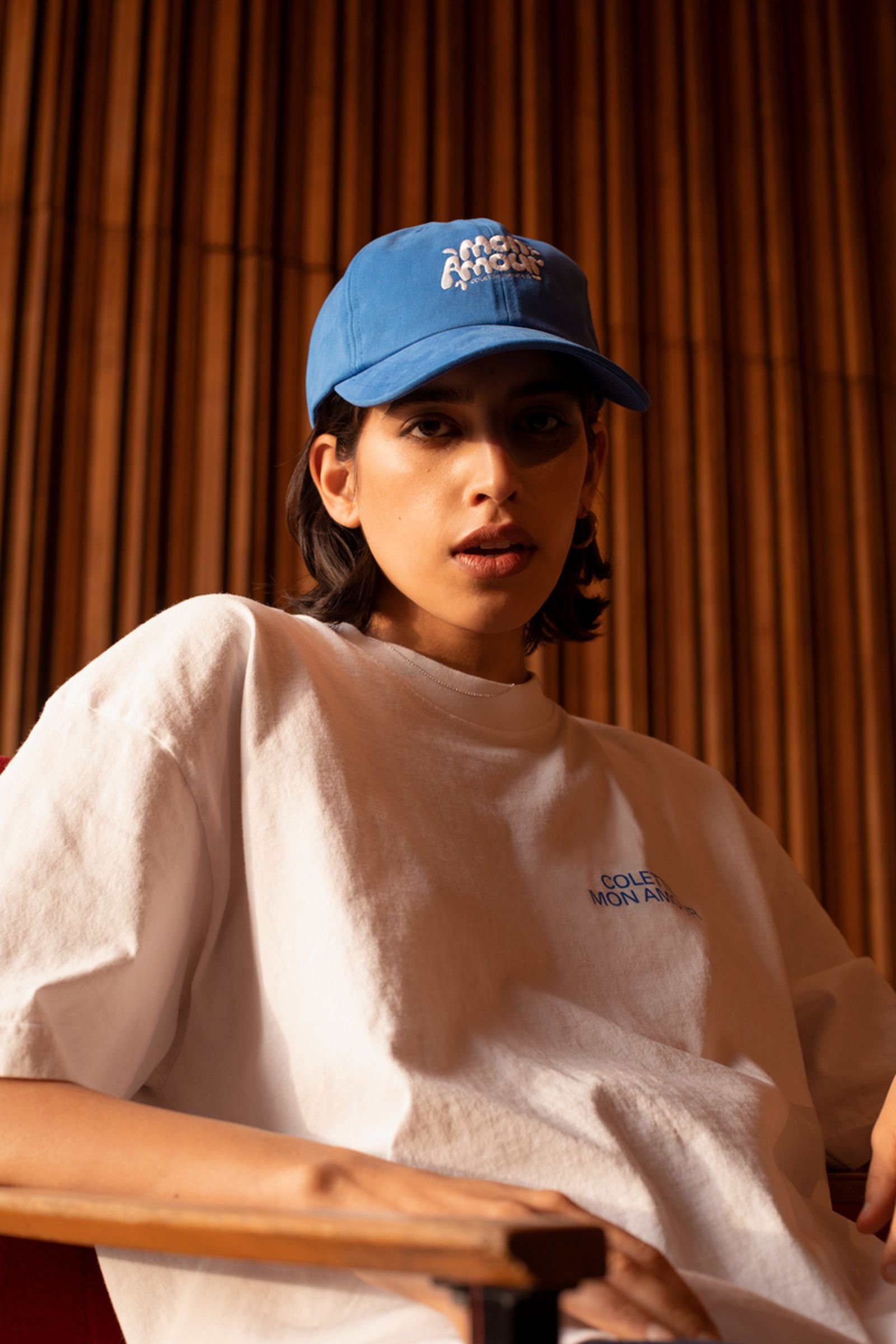 'Colette, Mon Amour' Collection at Highsnobiety Cap and T-Shirt