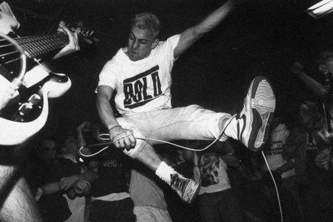 hardcore punk love nike main 80's Dischord Records Ian MacKaye