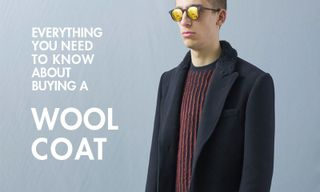 4 Things You Should Know Before Buying a Wool Overcoat This Season