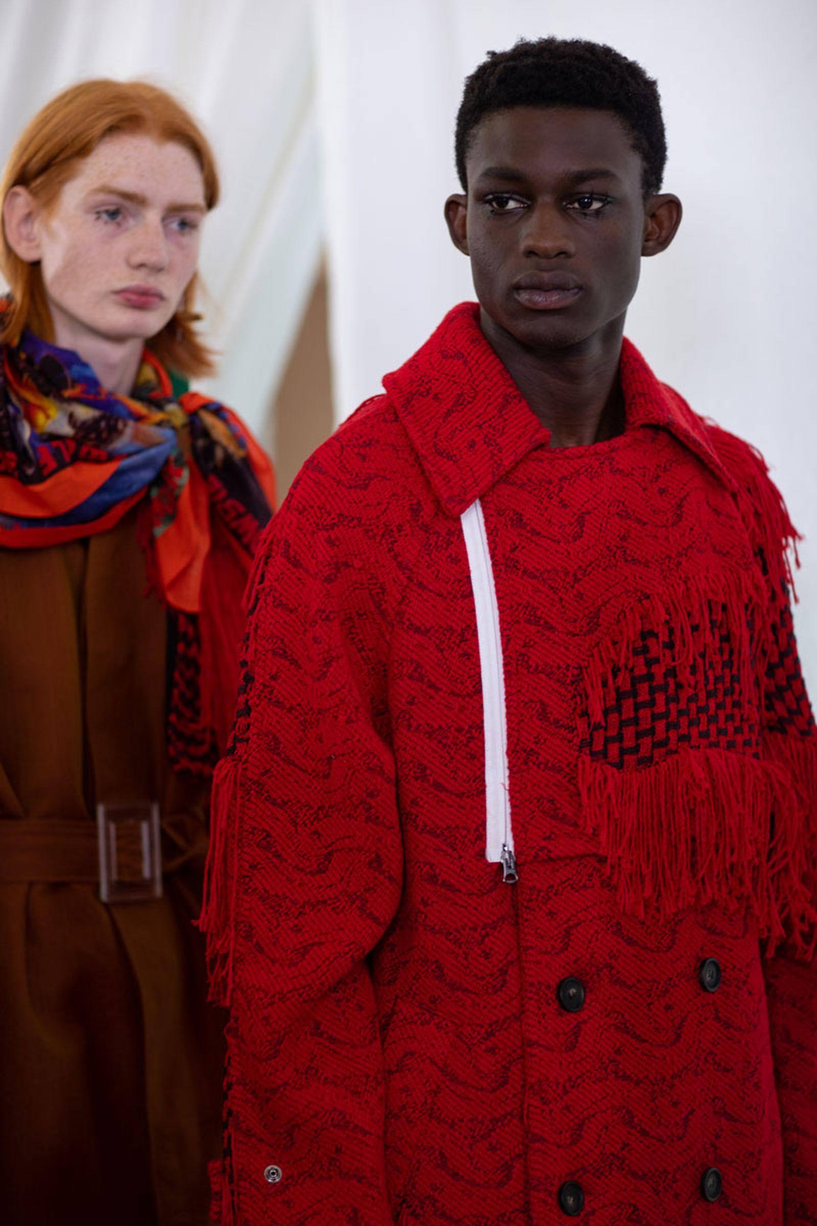 Paris AcneStudios EvaAlDesnudo ForWeb 09 Acne Studios paris fashion week runway