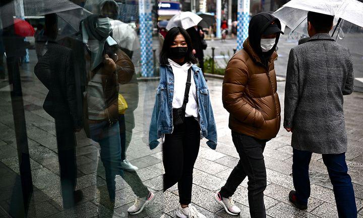 Tokyo masks