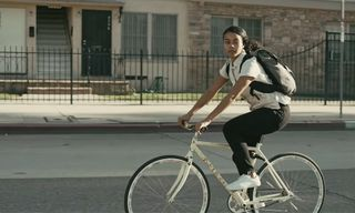 Watch Levi's Commuter 'The Ride' Featuring Brittany Green