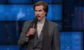Ron Burgundy Makes His Stand-Up Comedy Debut on 'The Late Show'