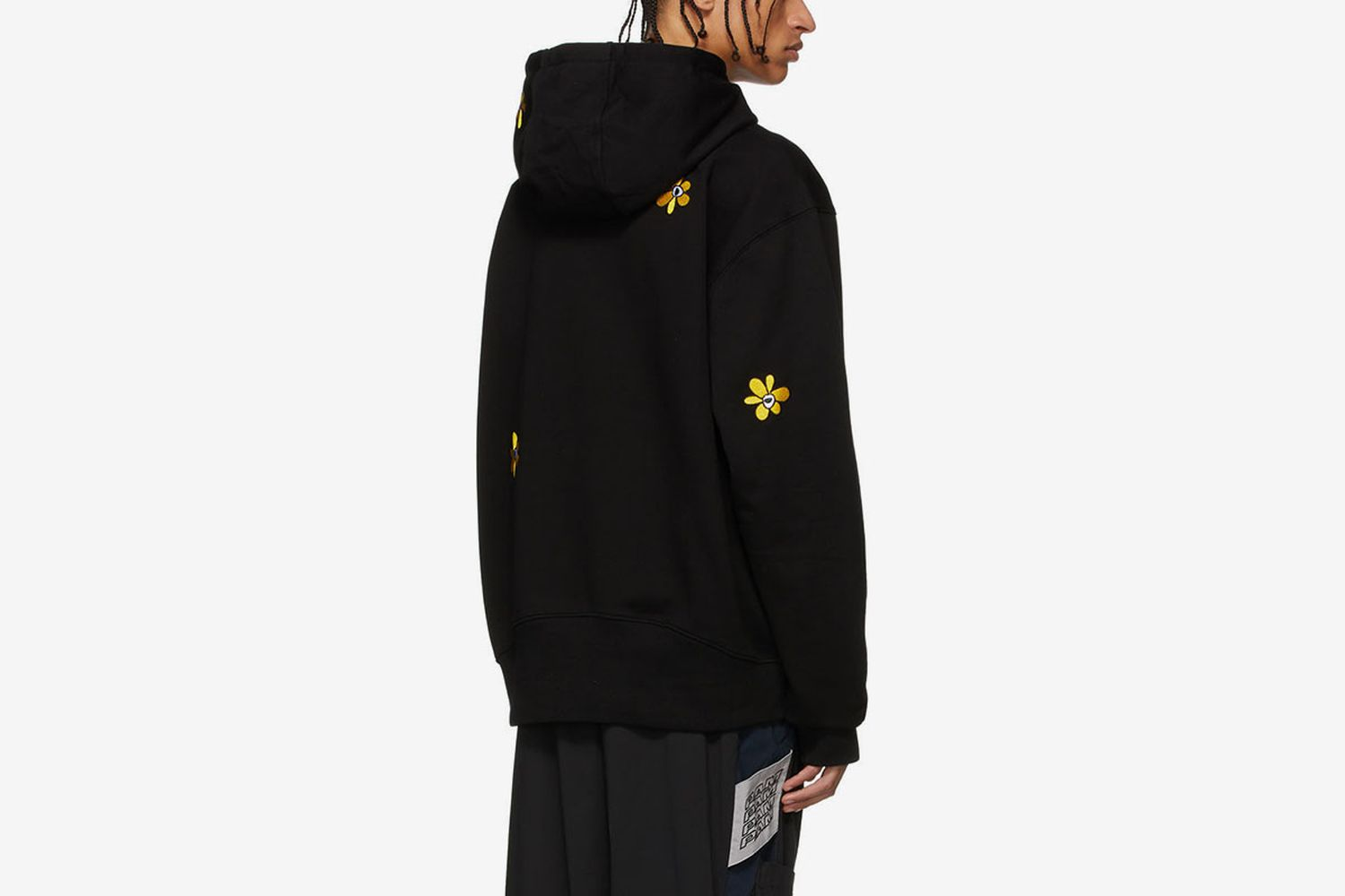 SSENSE Exclusive Embroidered Hoodie