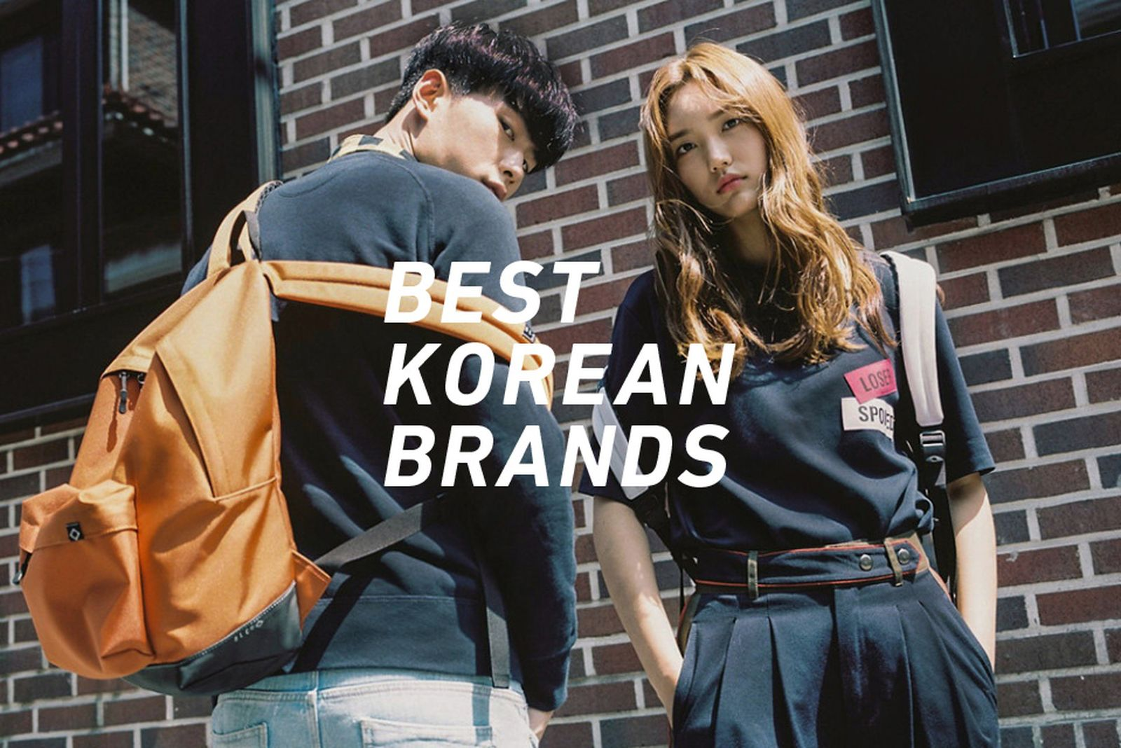 Best Korean Brands for Men  Highsnobiety