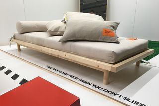 Ikea x Off-White Virgil Abloh Markerad Pillow Cases Limited Edition