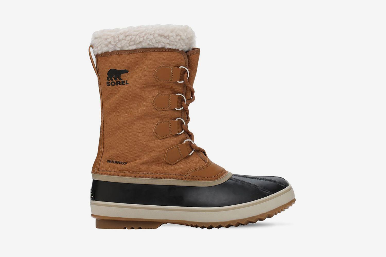 1964 Pac Nylon Boots