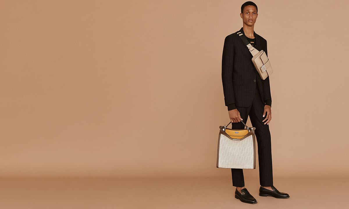 Fendi Makes the Case for Summer Suiting