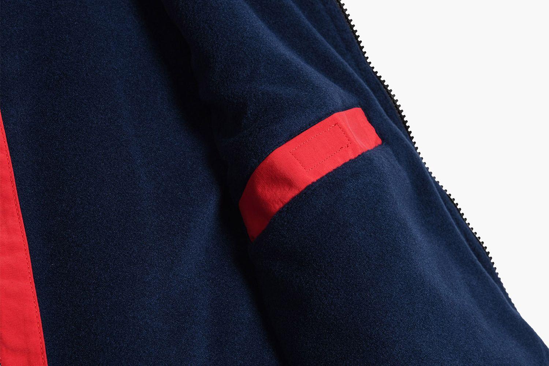 Snow Beach Lined Vest
