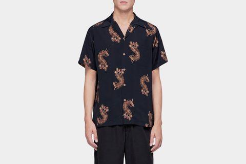 Hawaiian Short Sleeve