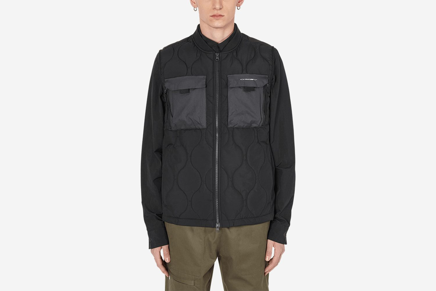 Definition Insulated Vest
