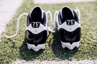 0c0500325 Here s a First Look at Jordan s Jumpman NFL Cleats