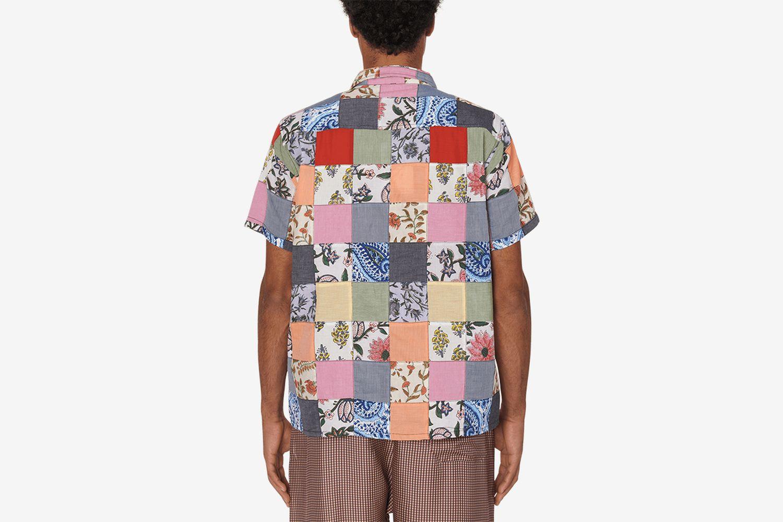 Kolkata Patchwork Shirt