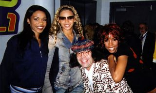Watch Nardwuar's Old Interviews With Destiny's Child & Solange