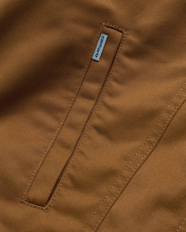 Carhartt WIP – Modular Jacket Tawny Rinsed - Image 4