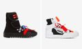 You Can Now Cop The Latest From OFF-WHITE's FW18 Sneaker Drop