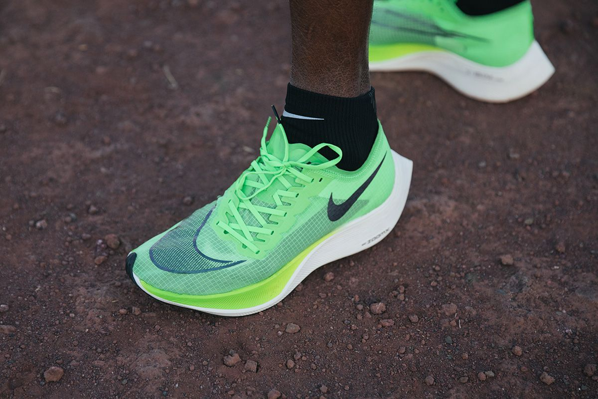 Nike's Highly Anticipated Vaporfly NEXT% Runner Has Finally Surfaced