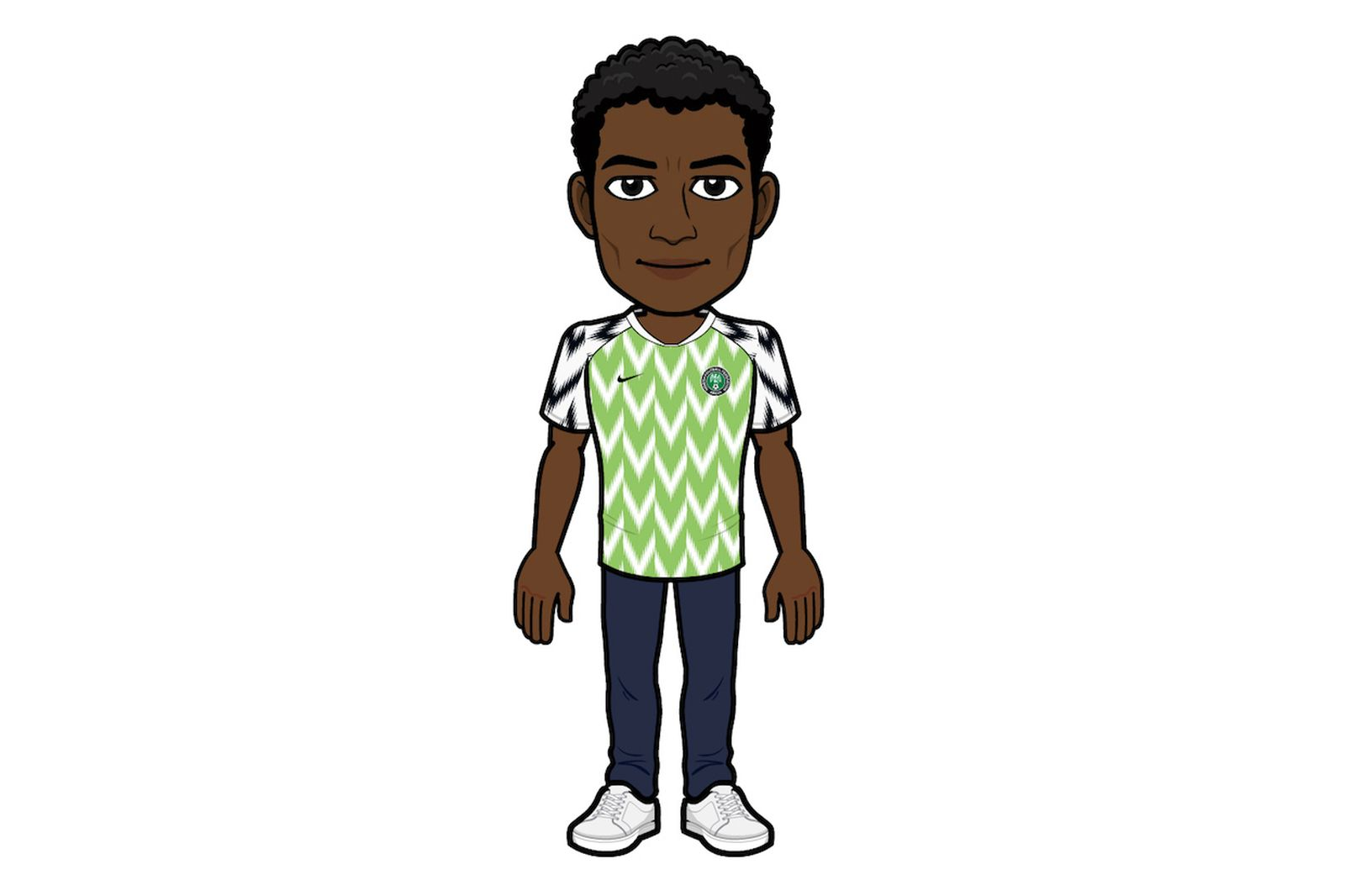 bitmoji world cup kits 2018 FIFA World Cup Adidas Nike