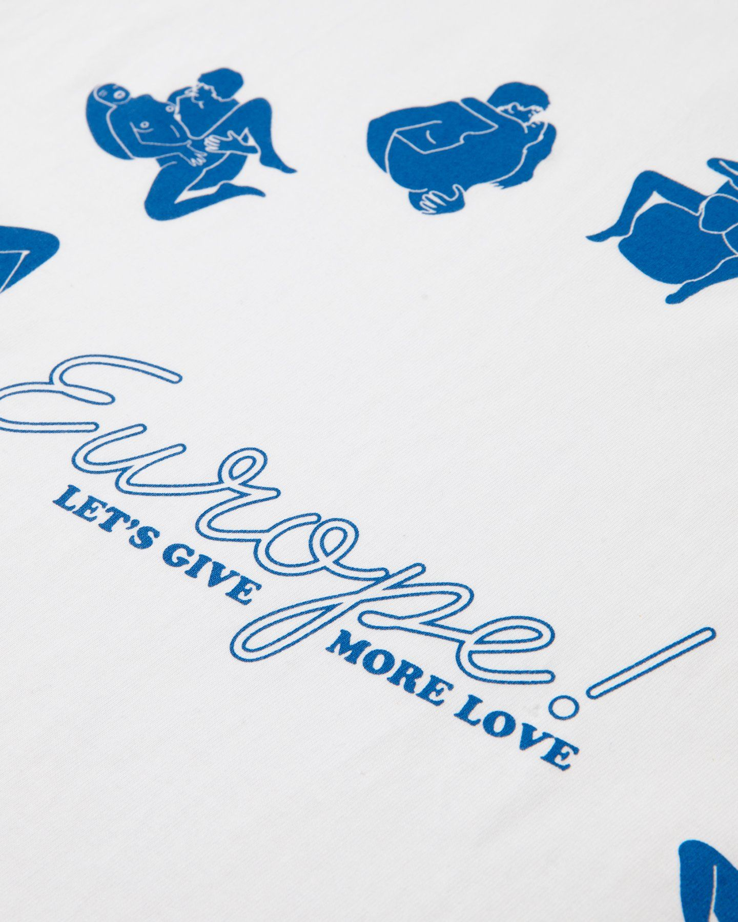 Carne Bollente Let's Give More Love T-Shirt - Image 4