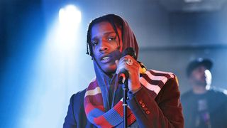 A$AP Rocky Performs