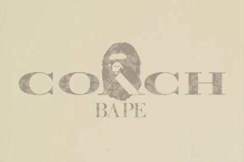 BAPE Coach Collaboration