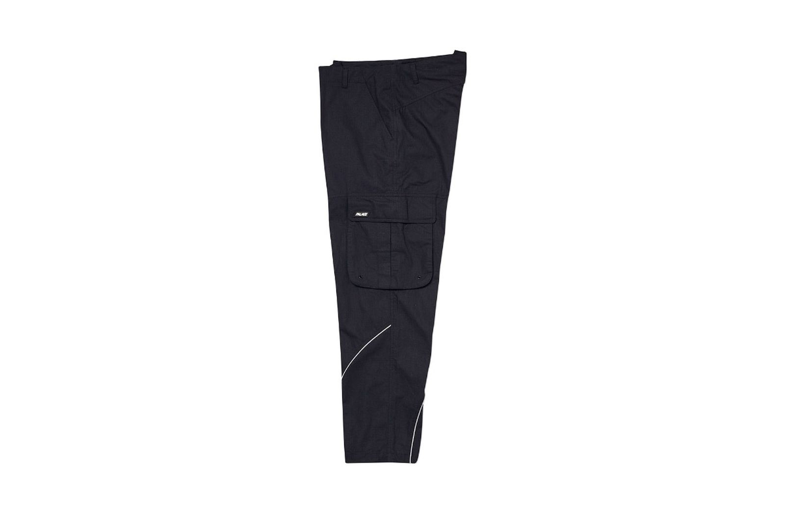 Palace 2019 Autumn Trouser Cargo black side fw19