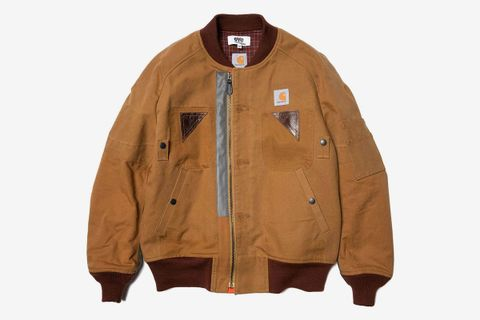Customized Chore Coat Brown