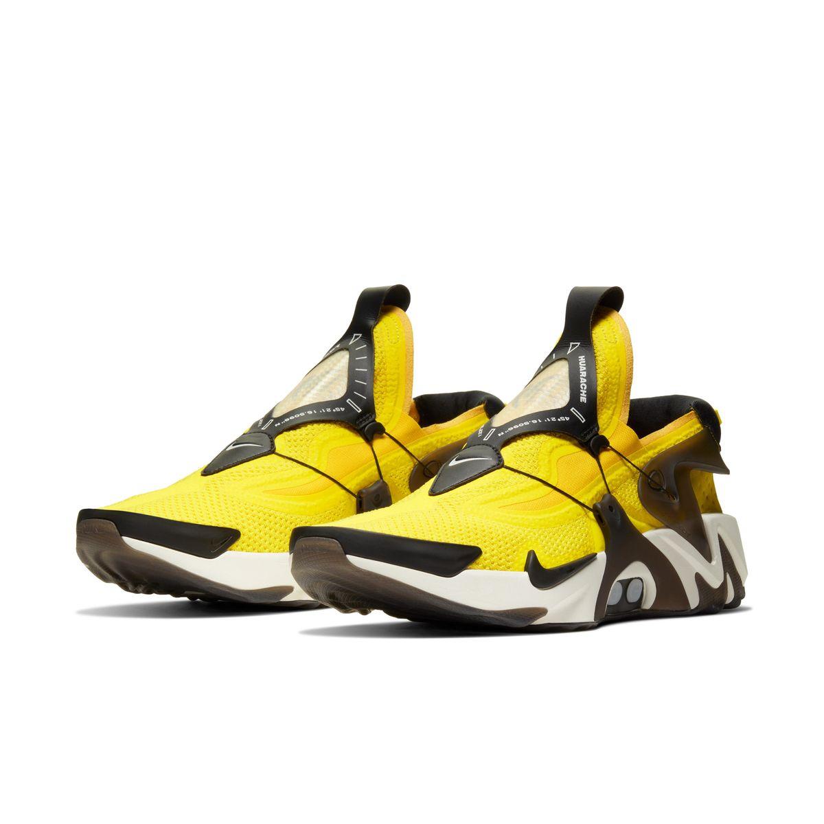 Nike — Adapt Huarache Yellow - Image 2