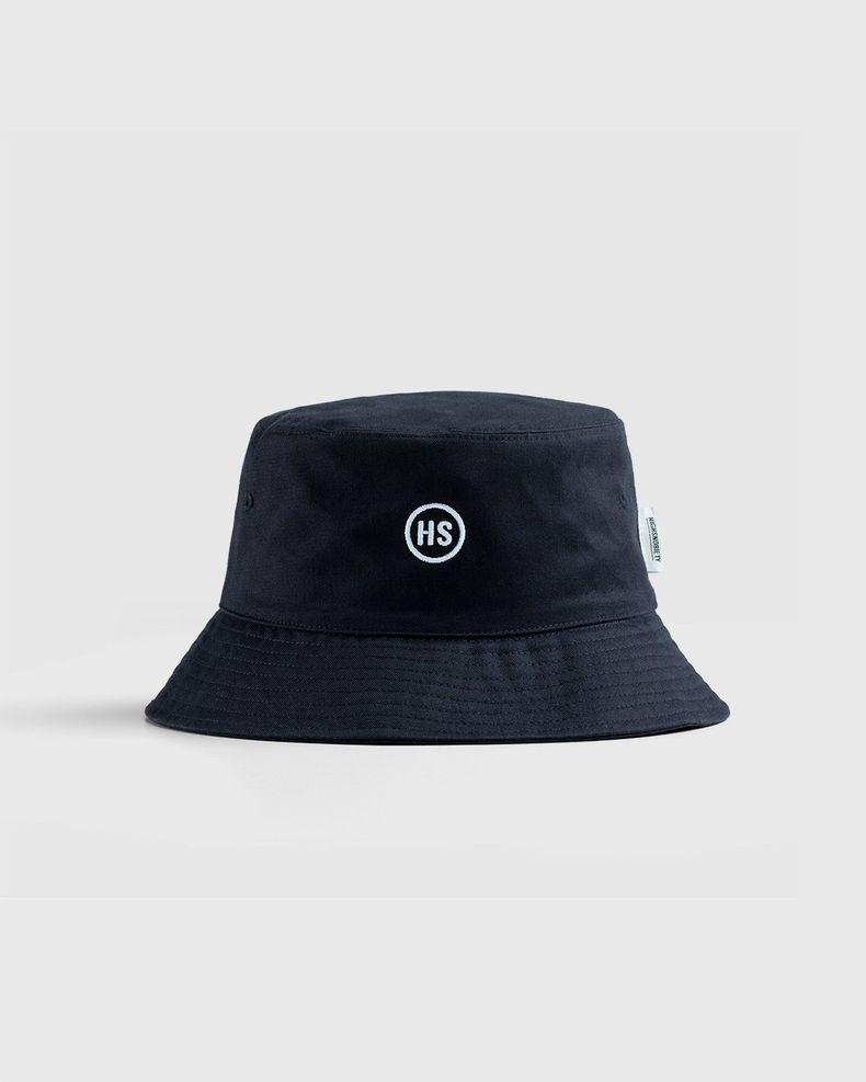 Highsnobiety – Bucket Hat Black