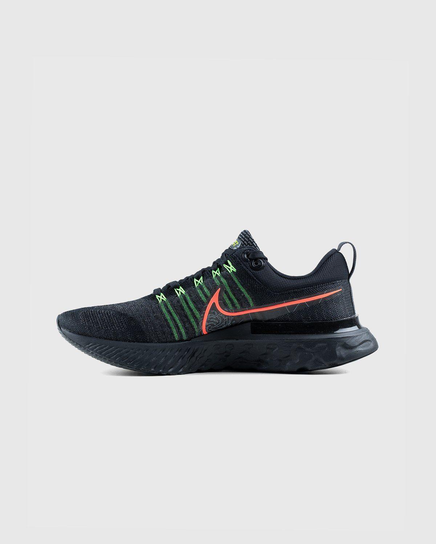 Nike x Highsnobiety –  React Berlin Infinity Run 2 Black - Image 2