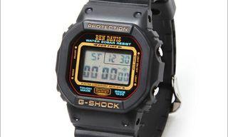 Ben Davis x G-Shock DW-5600
